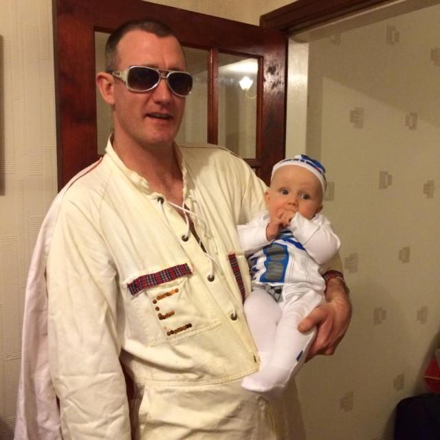 Elvis and Luke